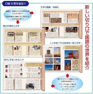 国語便覧の内容(大学受験の国語の参考書)